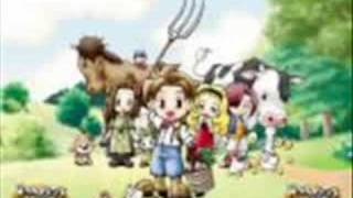 harvest moon tribute i do not own anything in vid exept edit