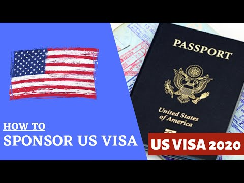 Requirements to Sponsor an Immigrant in the US