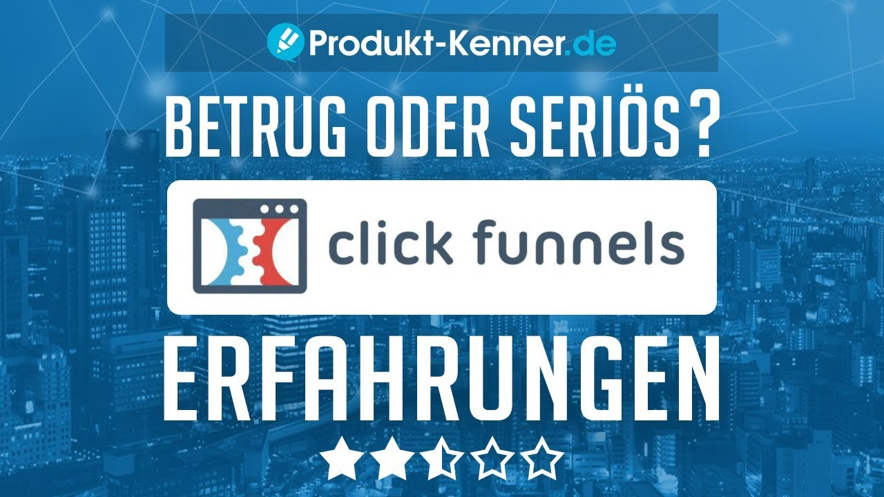 [FAZIT] ClickFunnels Erfahrungen + Review | Sales Funnel im TEST! Das BESTE Online Marketing Tool?