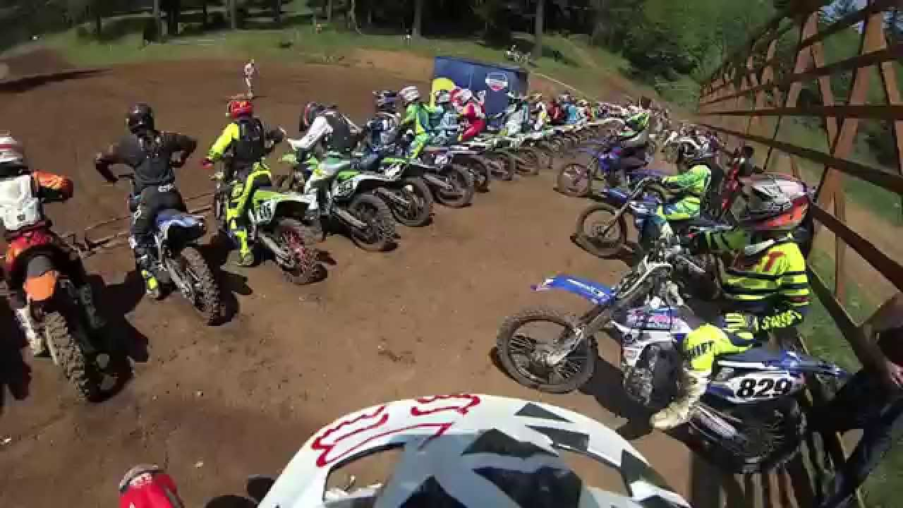 My first Motocross Race Washougal MX 5/3/15