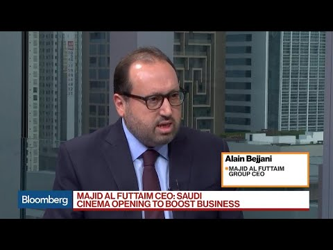 Majid Al Futtaim's CEO Says 2018 Going to Be a Good Year