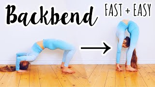 Get your Backbend! Stretches for Backbend Flexibility
