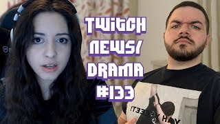 Twitch Drama/News #133 (Sweet_Anita Stalker, xQcOW vs Tyler1, Destiny Banned, CourageJD Left Twitch)