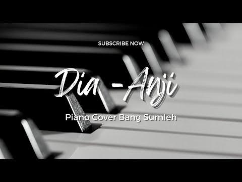Cover Anji - DIA ( cover piano ) keyboard Yamaha