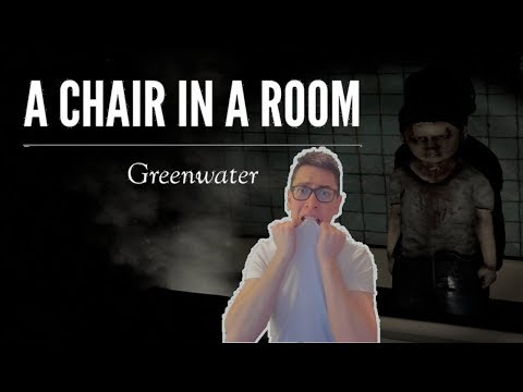 VR Horror - Chair in a Room - NOT PLAYING THIS SCARY CRAP AGAINNNNN - Part 1