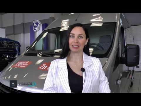 Газель NEXT. ЦМФ (цельнометаллический фургон). Обзор автомобиля.