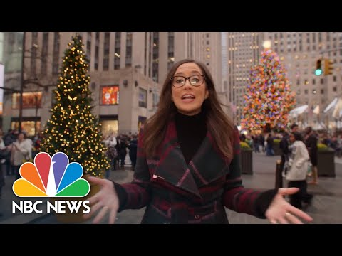 Rockefeller's Christmas Tree, New Year's Eve, & Annual Bison Roundup | NBC News for Universal Kids