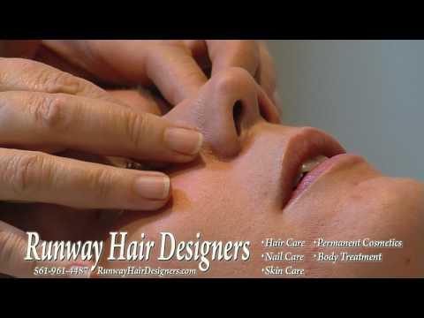 Boca Raton FL Runway Hair Designers in Mizner Park