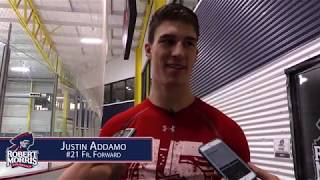 Post Game with Justin Addamo