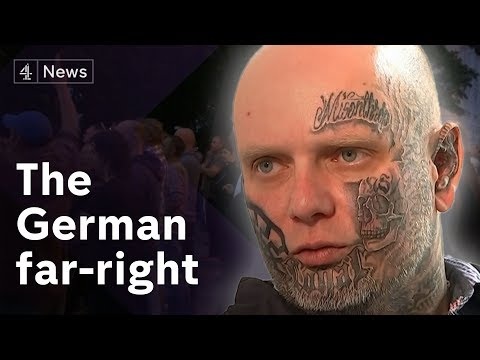The rise of the far-right in Germany