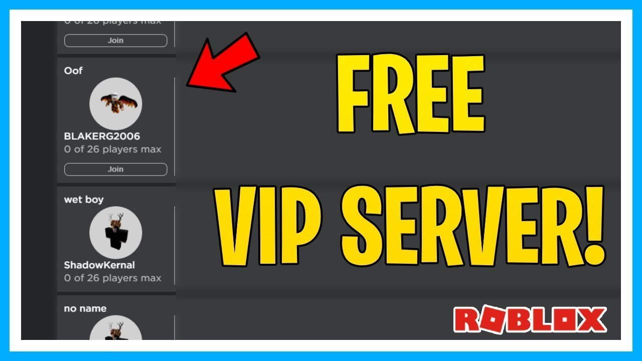 how to get free vip on roblox 2012