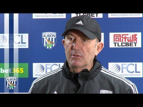 Tony Pulis previews Albion's fixture against West Midlands rivals Aston Villa