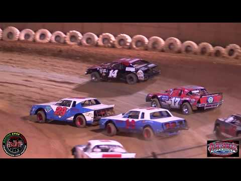 Placerville Speedway June 22nd, 2019 Pure Stocks Main Event Highlights