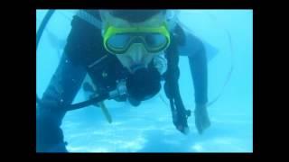 Bubblemaker Scuba diving course for kids !