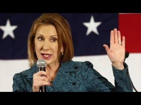 Reports: Carly Fiorina lining up bid for RNC chair