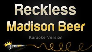 Download Madison Beer - Reckless (Karaoke Version)