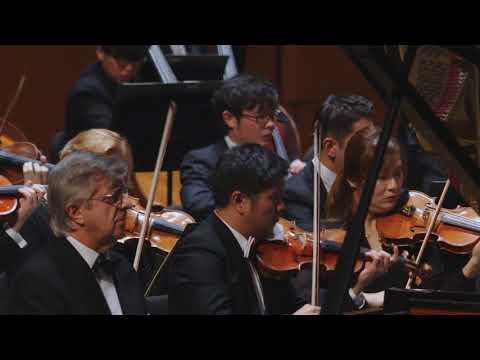 Chopin Piano Concerto No.1(Maestro Xu Zhong and Maestro Piotr Paleczny)
