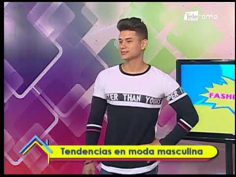 Tendencia en moda masculina