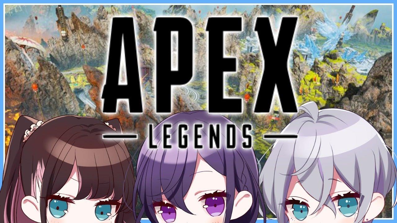 【APEX】こんにちぺっくす【LVG / 一ノ瀬うるは】