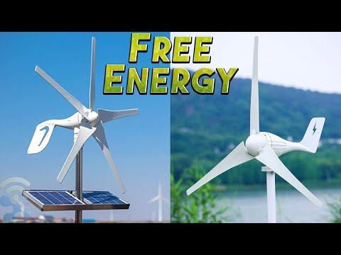 TOP 8 Best Home Wind Turbines 2020