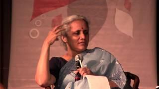 MSF India : Dr. Usha Ramanathan speaking on humanitarianism and human rights