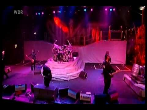 Slipknot - Vermilion (death masks) live at ROCK AM RING 2005