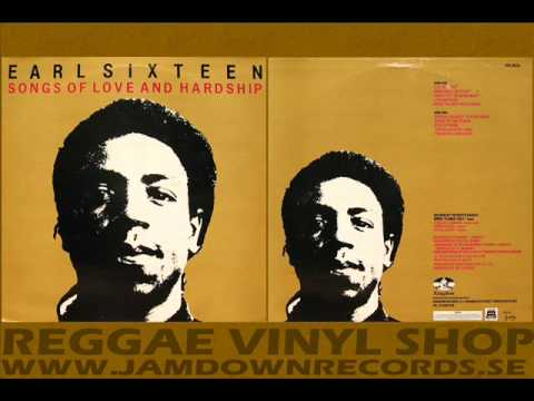 Earl Sixteen - Songs Of Love And Hardship [Side_A_Vinyl] .wmv