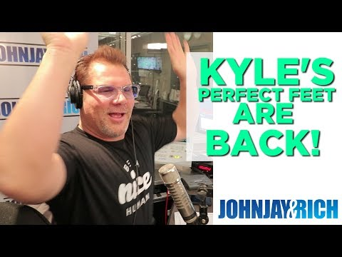 In-Studio Videos - Kyle's Instagram Foot Page is BACK & Car Insurance is How Much?!?!