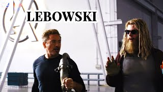 Tony stark nick naming others | All nicknames by Tony Stark in MCU | lebowski, pissant, blue meanie