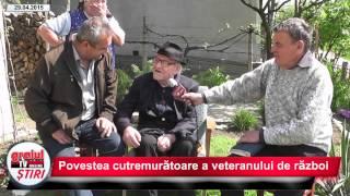 Povestea cutremurătoare a veteranului de război