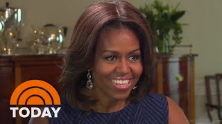 Michelle Obama\'s Modern Redesign Of The White House | TODAY