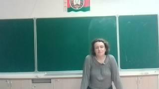 Рекомендации перед ЦТ по белорусскому языку