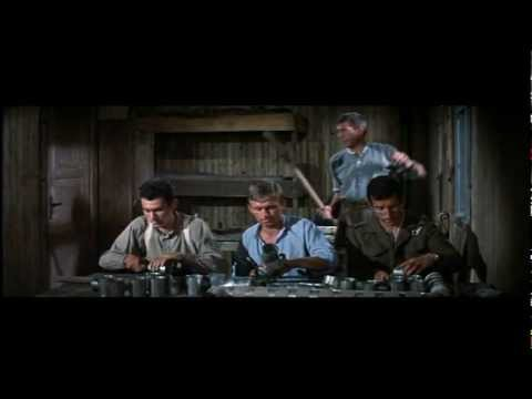 The Great Escape - Trailer - (1963) - HQ Mp3