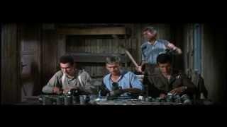 The Great Escape - Trailer - (1963) - HQ