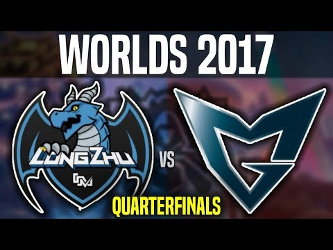 LZ vs SSG - Game 3 - Worlds 2017 Quarterfinals - Longzhu Gaming vs Samsung Galaxy G3 | Worlds 2017