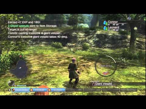 PS3 Longplay [045] White Knight Chronicles (part 01 of 10)