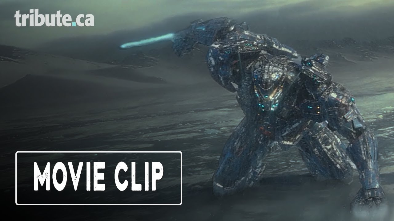 "Pacific Rim Uprising – Movie Clip: ""Arctic Battle"""