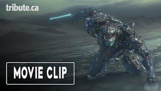 """Pacific Rim Uprising - Movie Clip: """"Arctic Battle"""""""