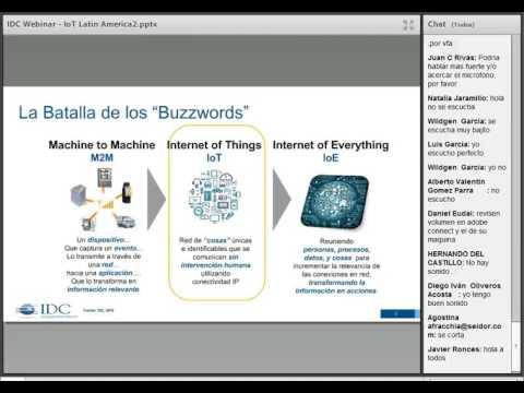 IDC - Internet of Things