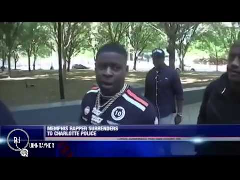 "Blac Youngsta Featured On Memphis News | Implicated In Young Dolph ""BulletProof"" Shooting"