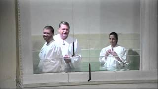 Wieuca Road Baptist Church: Ordinance of Baptism