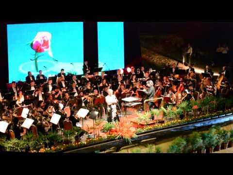 "Elina Garanca/Elīna Garanča - ""Habanera"" (Carmen, Georges Bizet), Ohrid Summer Festival, 2016"