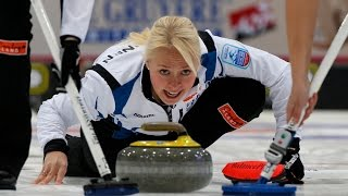 CURLING: FIN-CAN World Women