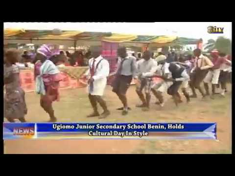 Ugiomo Junior Sec. School holds cultural day