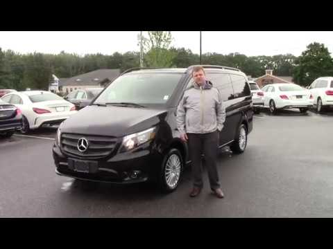 2017 Mercedes-Benz Metris Passenger Van - Anthony
