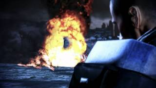Mass Effect 3: Extended Cut DLC: Squad-mates get killed by Harbinger
