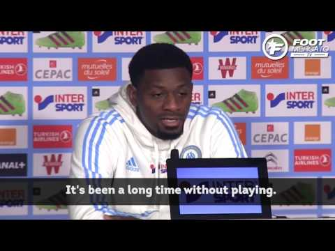 Abou Diaby is ready to play again (Marseille)