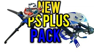Exclusive PlayStation Skins pack/PS plus! -Fortnite Battle Royale