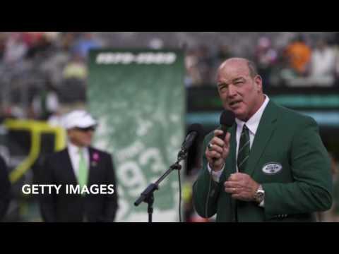 Marty Lyons talks stroke, CTE concerns with Steve Shannon
