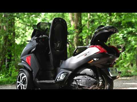 Essai du scooter Peugeot Metropolis 400 RX R